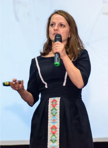 Dumitrita Ghenciu – Employer Branding Strategist at Bosch Romania