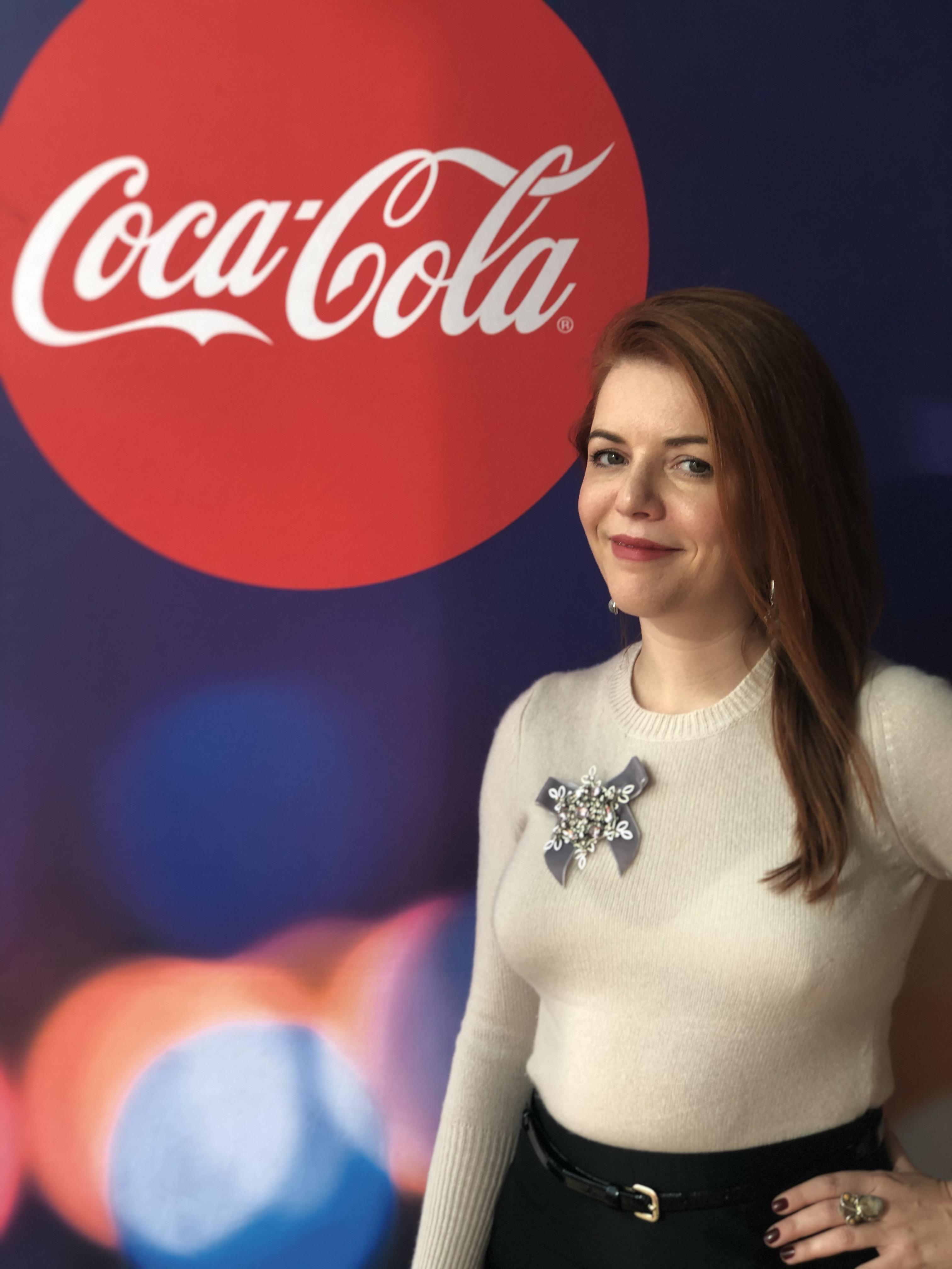 Maria Dinu – Group Employer Branding Manager, Coca-Cola HBC