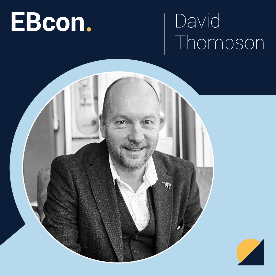 David Thompson - Experienced employer brand strategist & Founder @PeopleBrandLTD