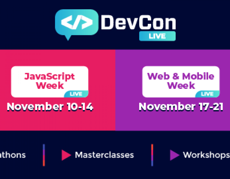 How To Boost Your Employer Brand Attending IT Events Like DevCon Live