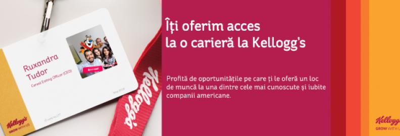 Kellogg's Employer Branding Communication Campaign – Case Study