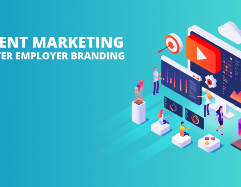 5 Reasons why Content Marketing is Essential for Employer Branding & Talent Attraction