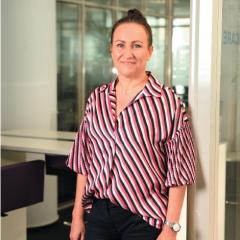 Cristina Corello - coordonator al departamentului Resurse Umane din cadrul Bosch Romania