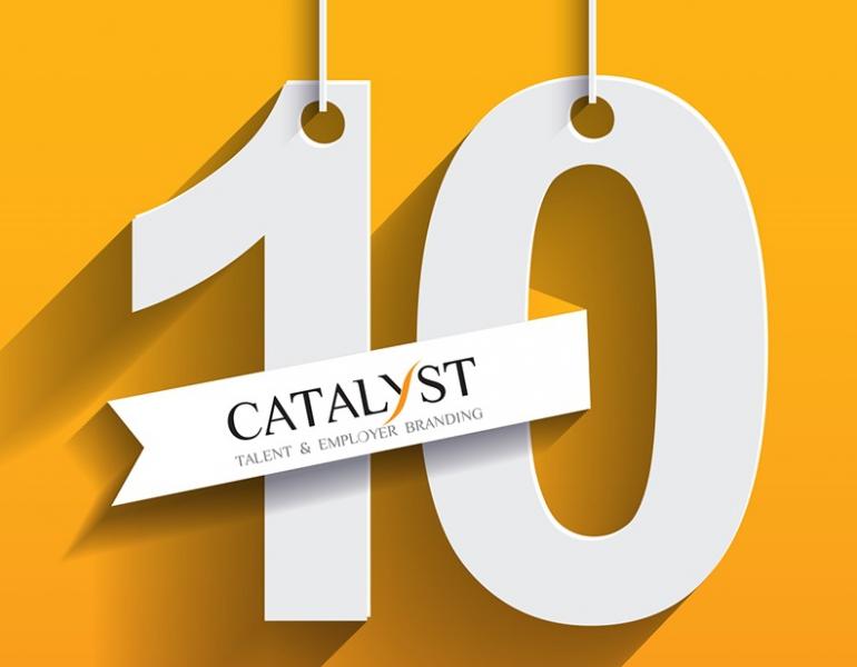 10 years of excellence in recruitment & employer branding [En]
