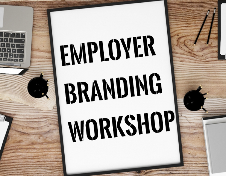 Talent insights for the employer branding process