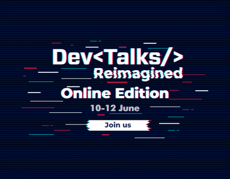 7 Key Benefits Of Online Events – How DevTalks Reimagined Brings IT Community Together
