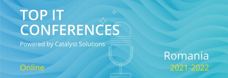 IT Conferences & Events in Romania – 2021