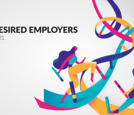 Top 100 Most Desired Employers in Romania – Announcing 2021 Study Results
