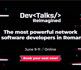 DevTalks Reimagined returns online on June 9-11 with a new dedicated stages for industry leaders, 5G technology and engineering