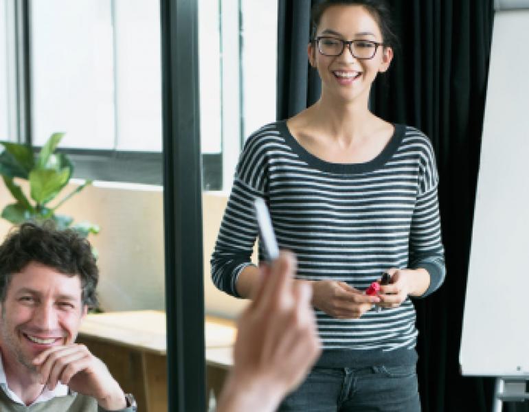 Progresul profesional – un subiect rar discutat intre angajat si manager
