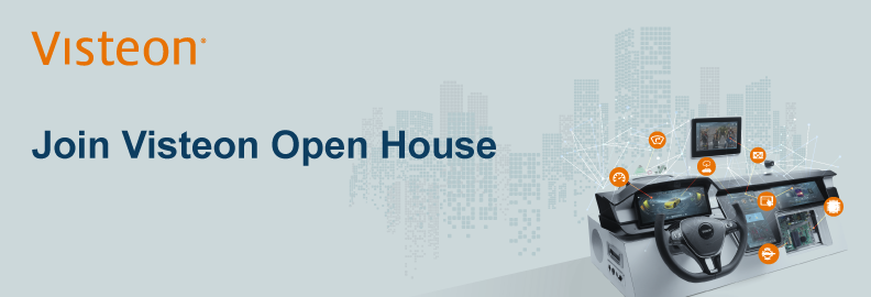 Visteon Open House Event – Case Study