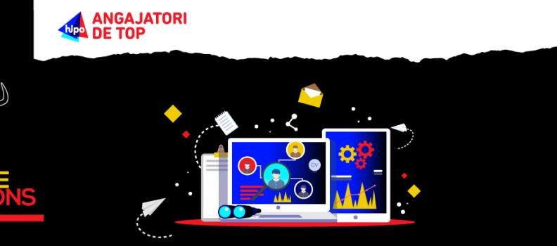 Keep Calm and attend Angajatori de TOP Online